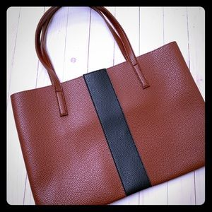 Brand new! Vince Camuto vegan leather tote